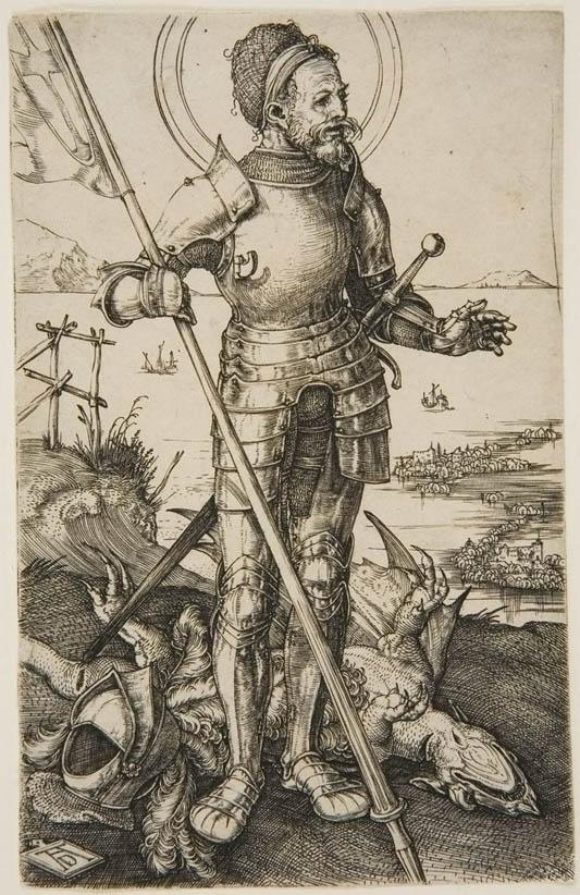 Saint George (1507-1508)