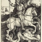 Saint George and the Dragon (1504-1505)
