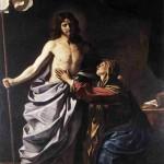 Cristo risorto appare alla madre (1629)