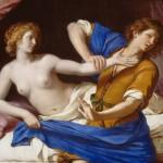 Giuseppe e la moglie di Putifar (1649)