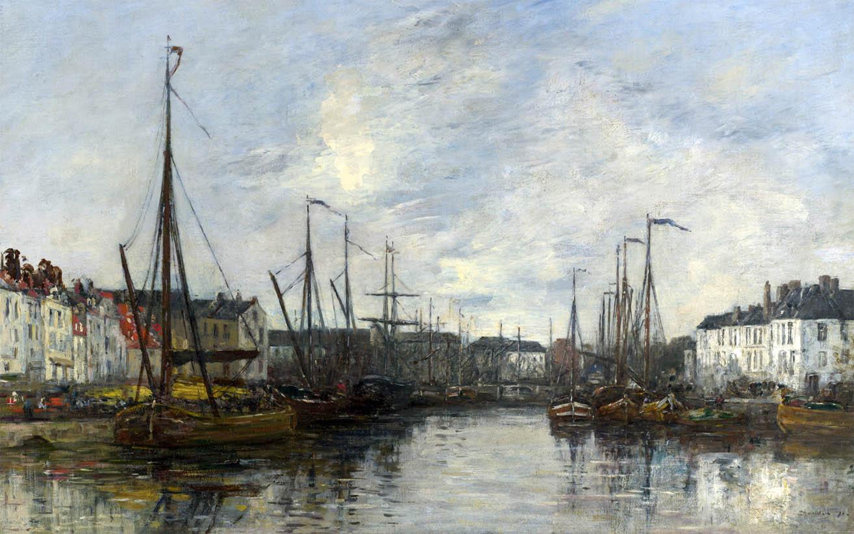 Le Port de Bruxelles (1871)