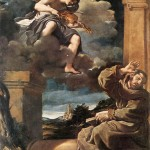L'estasi di San Francesco (1623-1625)