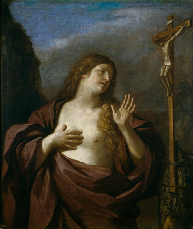 Maddalena penitente (1645-1649)