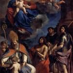 Madonna coi santi protettori di Modena (1651)