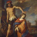 Martirio di santa Caterina (1653)