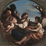 Riposo nella fuga in Egitto (1624)