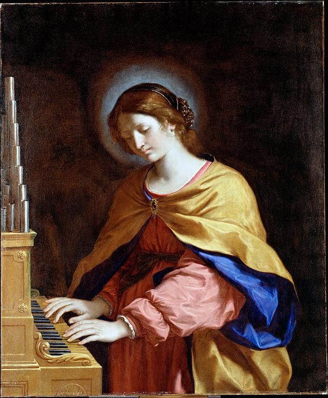 Santa Cecilia (1649)