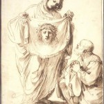 Santa Veronica mostra il velo a San Pietro (1620)