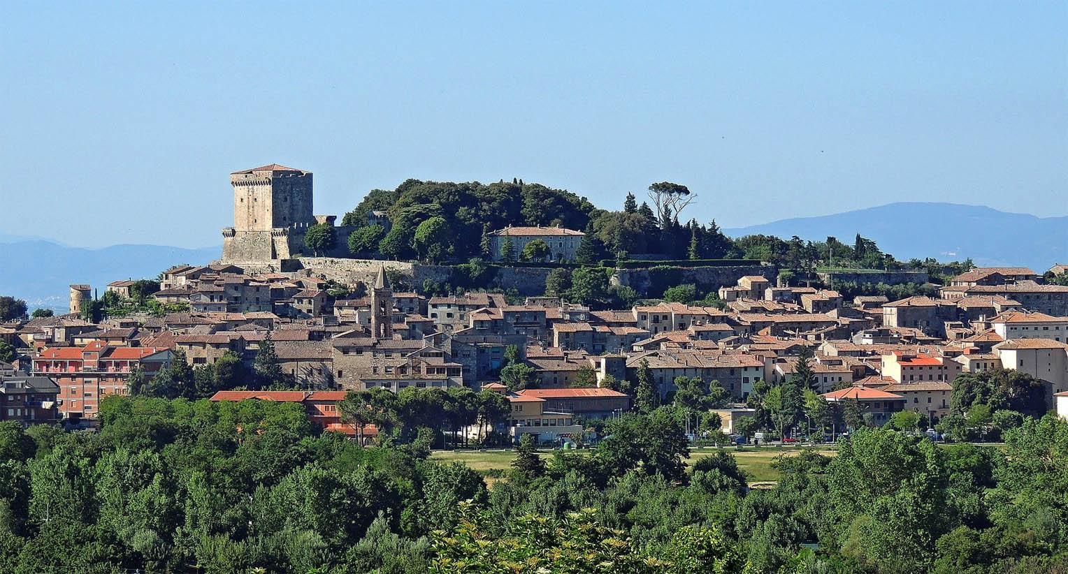 Sarteano (Italia)