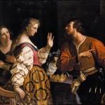 Semiramide chiamata alle armi (1645)