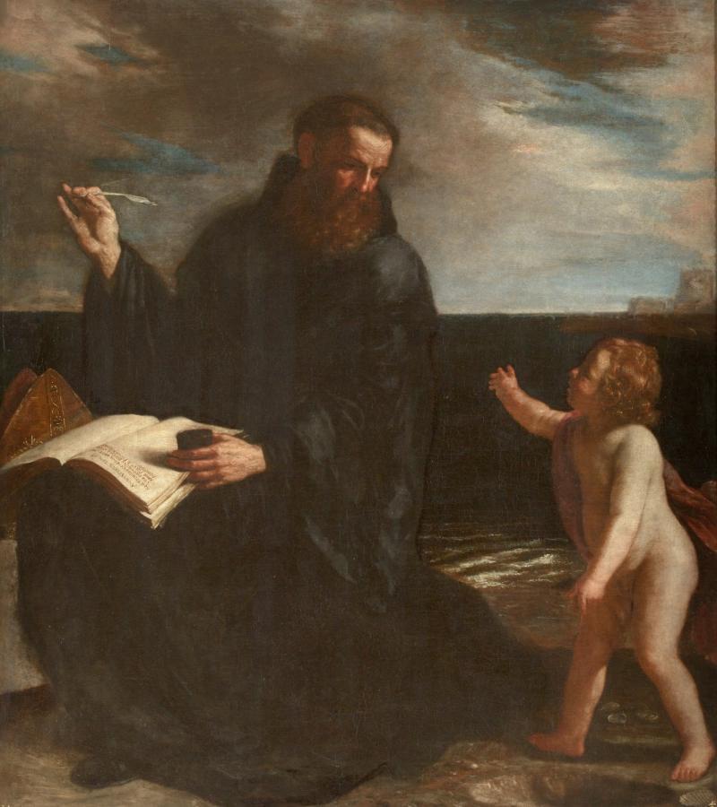 Visione di sant'Agostino (1636)