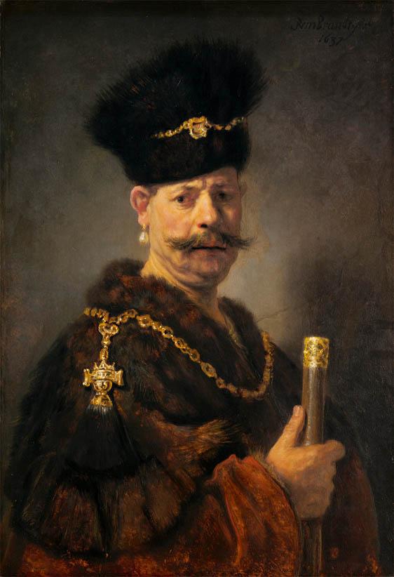 A Polish Nobleman (1637)