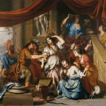 Achilles Discovered among the Daughters of Lycomedes (c 1680)