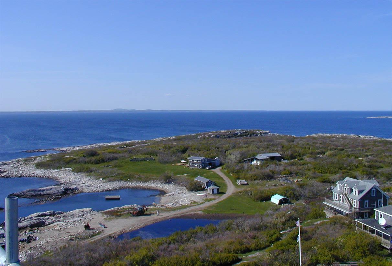 Appledore Island, Isles of Shoals, ME (USA)