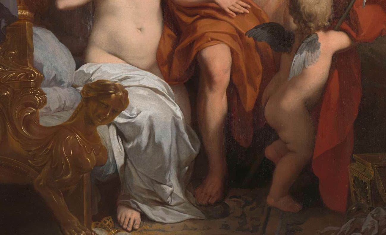 Bacchus and Ariadne (c 1680-d-3)