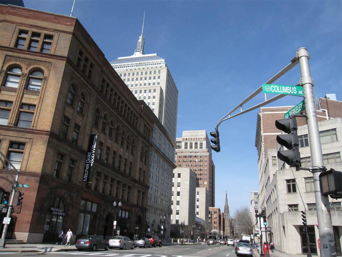 Berkeley Street (Boston)