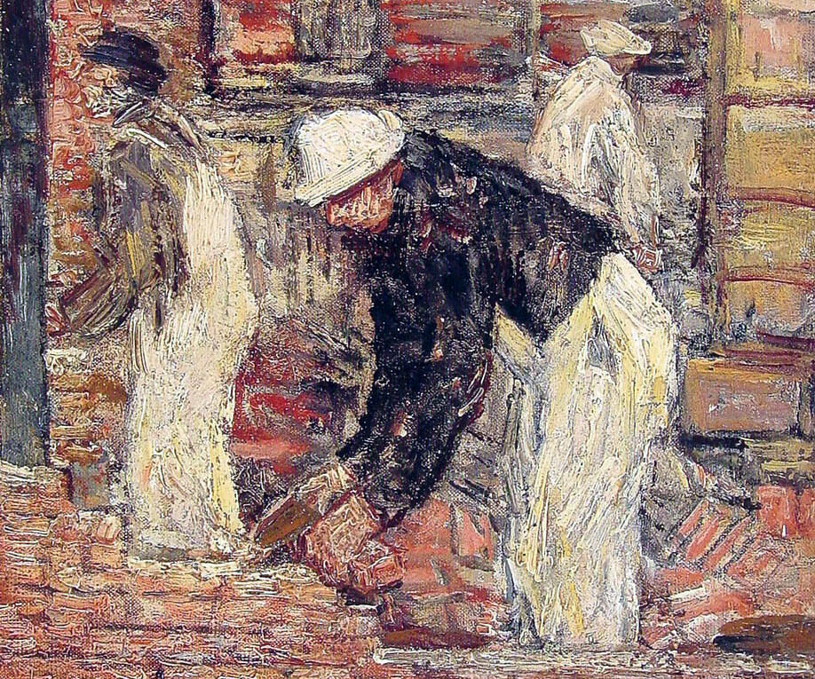 Bricklayers (c 1900-d-1)