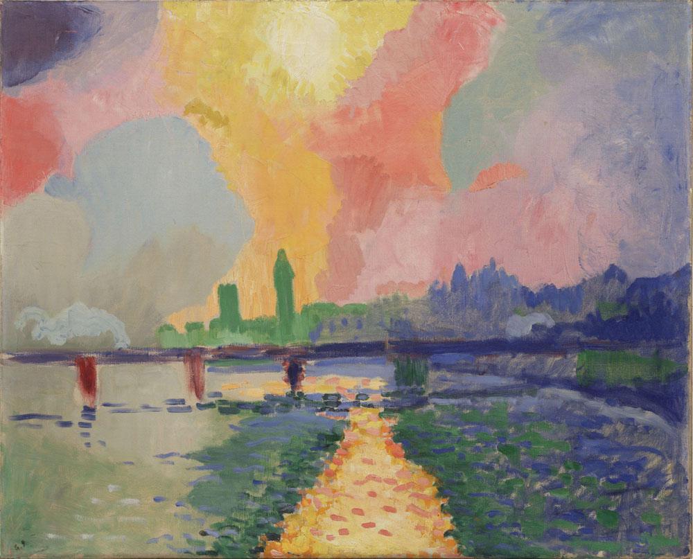 Charing Cross Bridge (1905-1906)