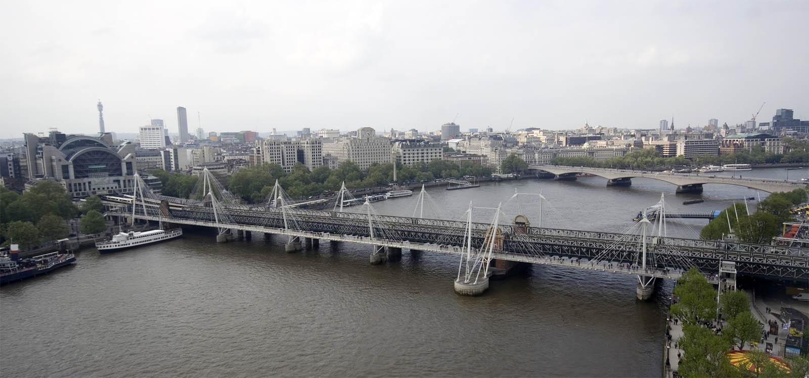 Charing Cross Bridge (London)