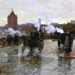 Clearing Sunset (1890)