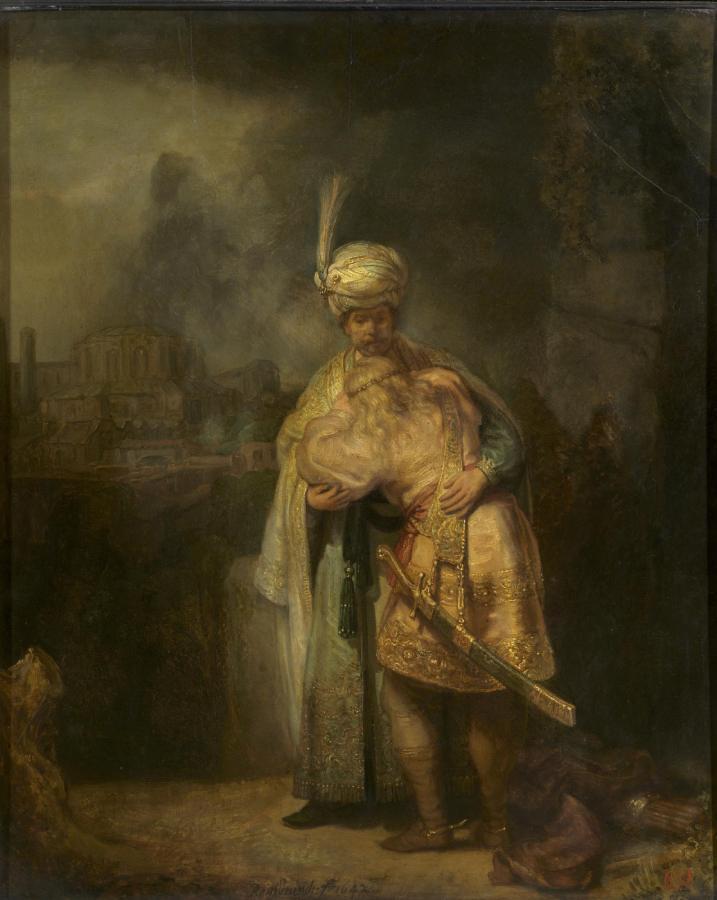 David and Jonathan (1642)