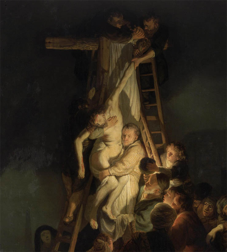 Descent from the Cross (1634-d-1)