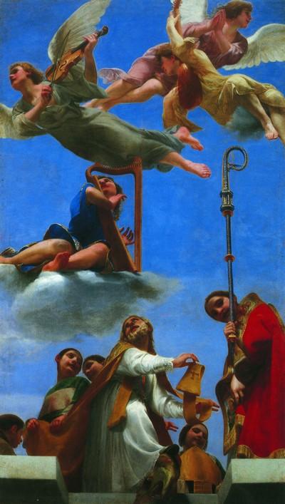 Gloria di san Mercuriale (1642-1644)