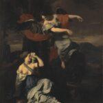 Hagar in the Desert (1675-1680)