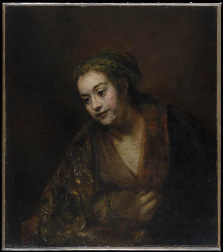 Hendrickje Stoffels (mid–1650s)