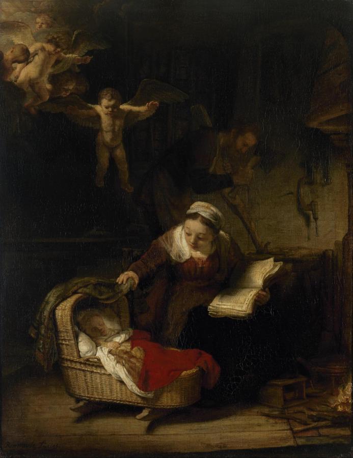 Holy Family (1645)