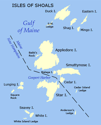 Isles of Shoals (USA)