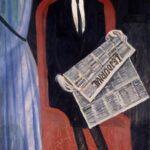 Le chevalier X, l'homme au journal (1911-1914)