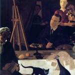 Le peintre et sa famille (c 1939)