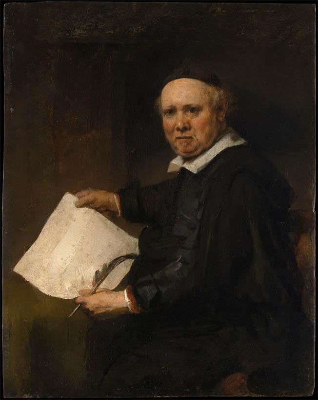 Lieven Willemsz van Coppenol (Rembrandt)