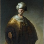 Man in Oriental Costume (1632)