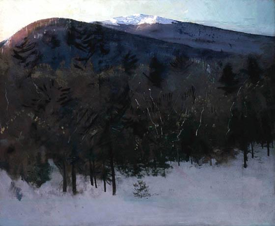 Mount Monadnock (c 1918)