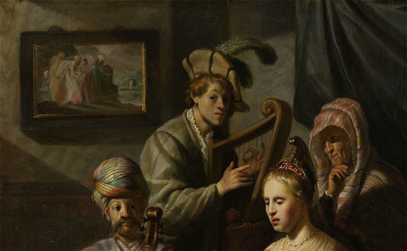 Musical Company (1626-d-1)