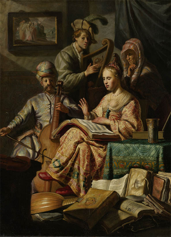 Musical Company (1626)