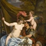 Odysseus and Calypso (c 1680)