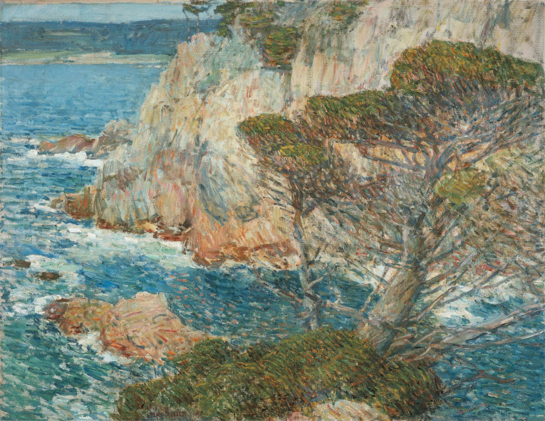 Point Lobos, Carmel (1914)