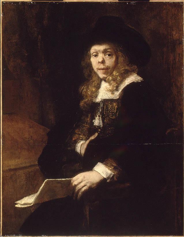 Portrait of Gerard de Lairesse (mid-1660s)