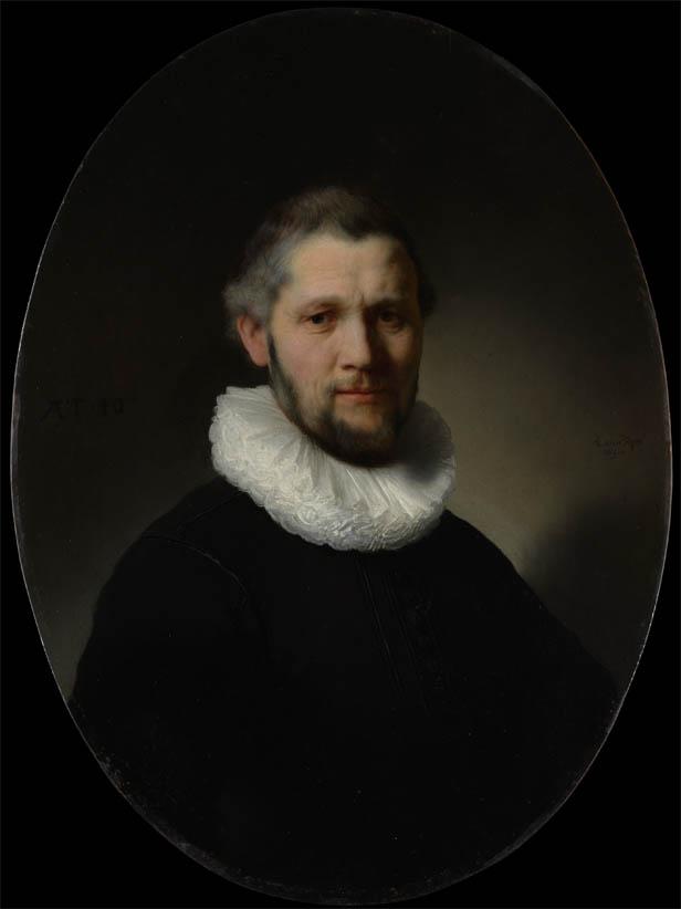 Portrait of a Man (1632-MET)
