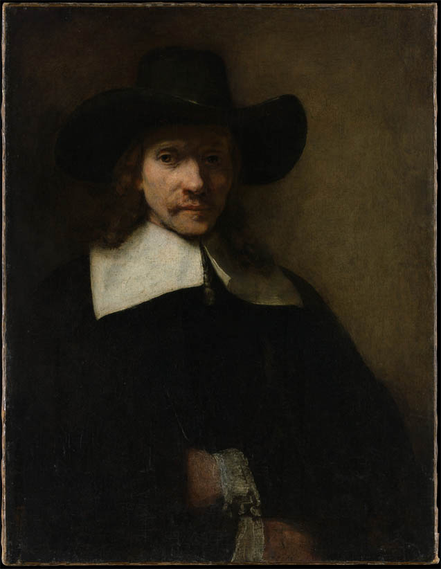 Portrait of a Man (1650-1660)