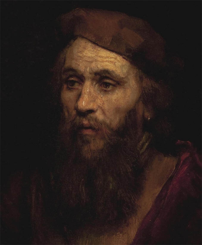 Portrait of a Man (1661-d-1)