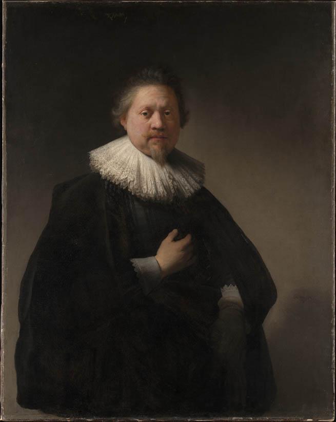 Portrait of a Man of the Van Beresteyn Family (1632)