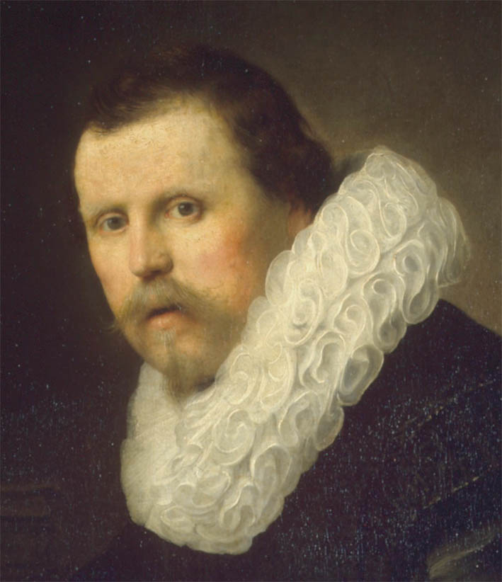 Portrait of a Scholar (1631-d-1)