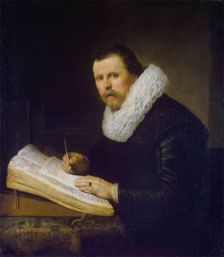 Portrait of a Scholar (1631)