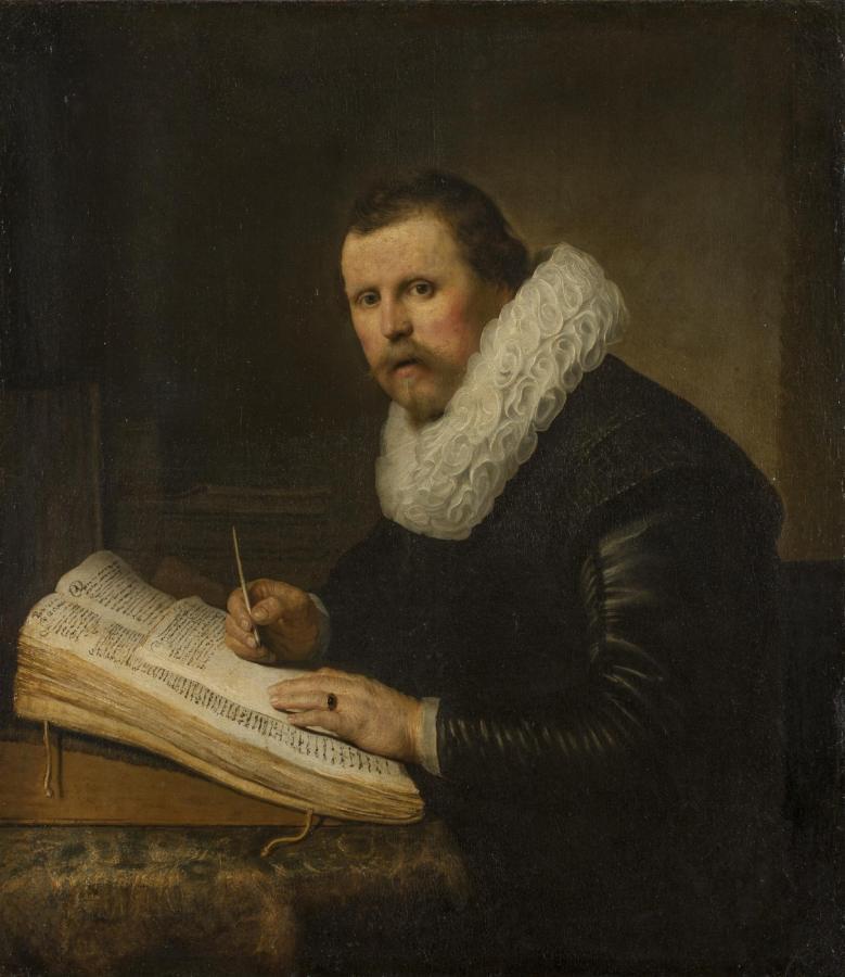 Portrait of a Scholar (1631)