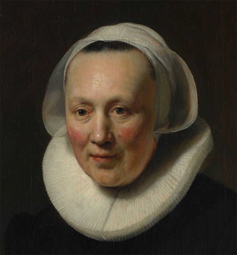 Portrait of a Woman (1633-MET-d-1)