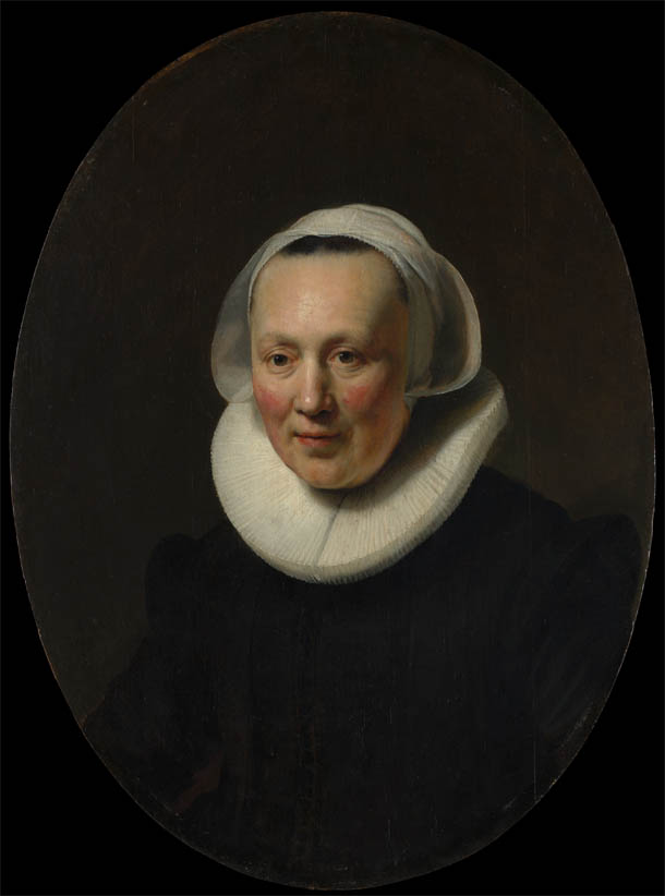 Portrait of a Woman (1633-MET)